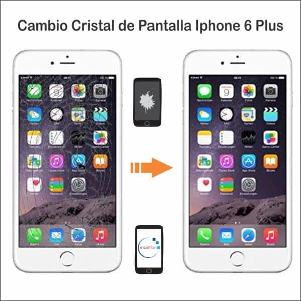 Protector de pantalla iPhone 6S Plus