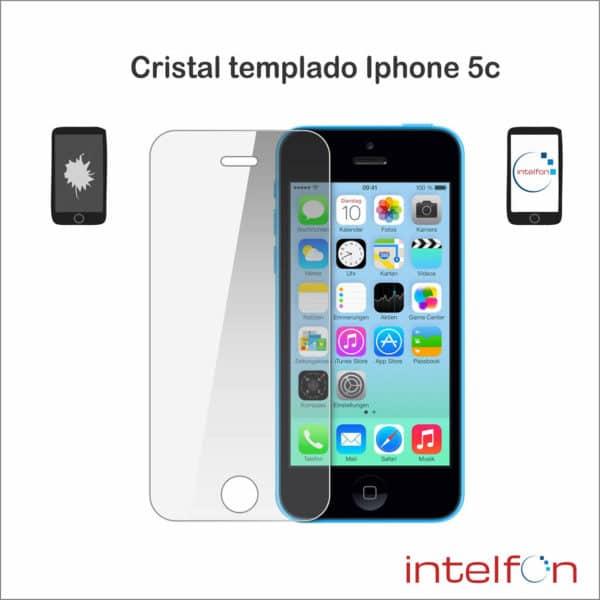 cristal templado iphone5c